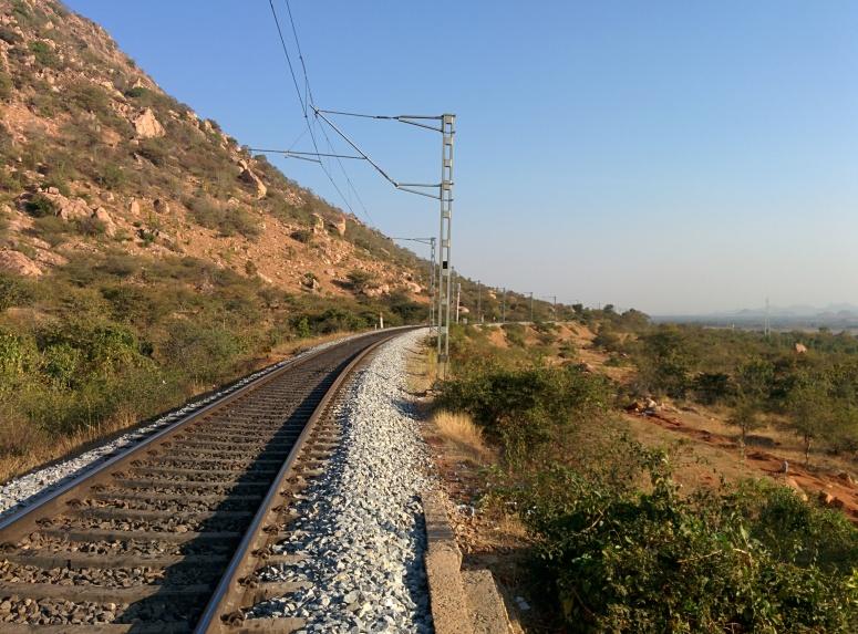 Railway CrossLine